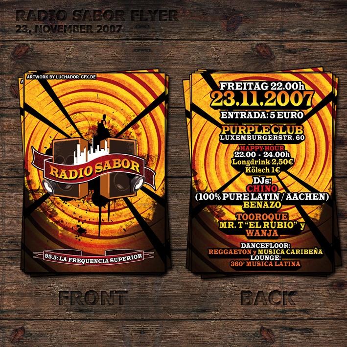 flyer illustration design inspiration design graphics 021 - 30+ FANTASTIC FLYER DESIGNS FOR CREATIVE INSPIRATION