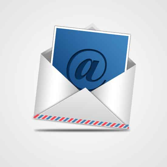 Create A Email Contact Icon In Photoshop Tutorial Designbump