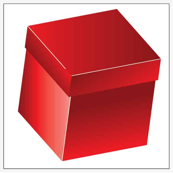 how to draw a box in photoshop