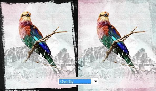 Create a Grunge & Textured Mixed Collage in Photoshop -DesignBump
