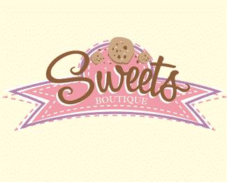 45 Yummy Amp Sweet Dessert Logo Designs For Inspiration