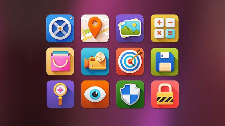 App Store iOS Icon Design