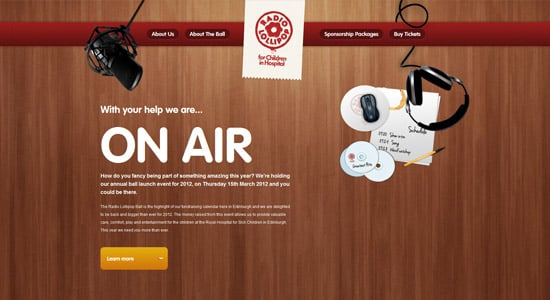 Internet Radio Website Templates. radio template online radio ...