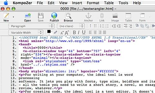 12+ Useful Code Editors for Mac -DesignBump