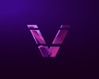 30 impressive logo designs with 3d elements designbump