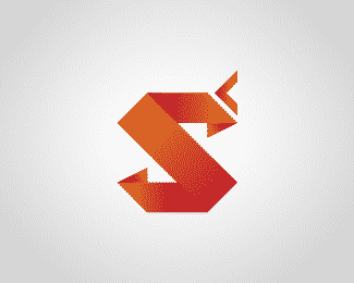 30 Creative Examples Of Origami Inspired Logo Designs