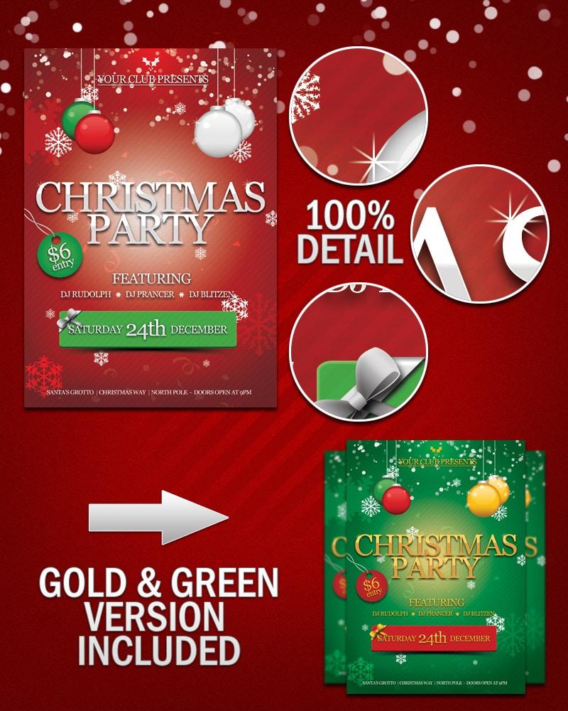 20+ Christmas PSD & Vector Files for Download -DesignBump