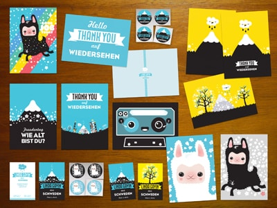 share on facebookpinterest - Postcard Design Ideas