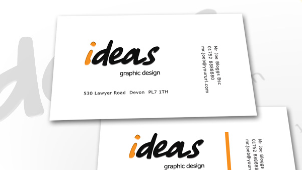 Business Cards Design Ideas new business cards by lagoo 20 Free Business Card Psd Templates To Download Designbump
