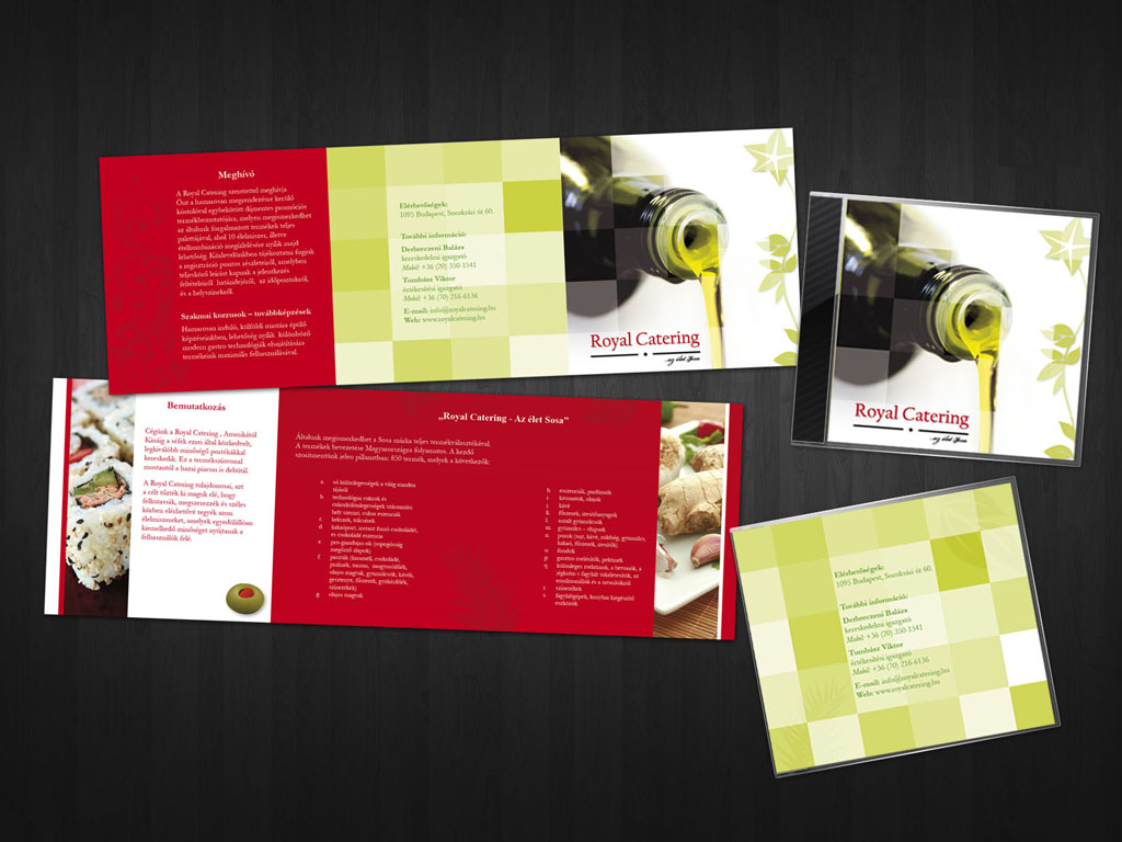 40 attractive brochure designs for inspiration designbump for Brochure design inspiration