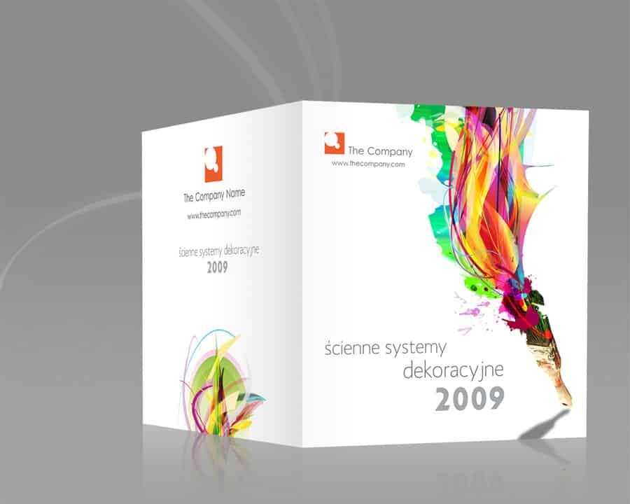 40 attractive brochure designs for inspiration designbump for Brochure design company