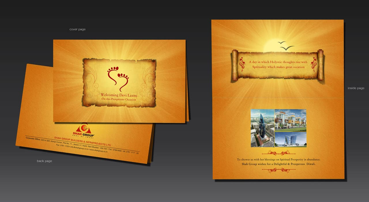 Invitation Shapes with awesome invitations template