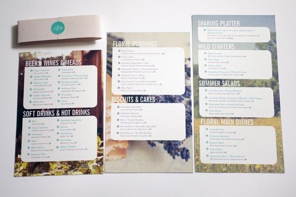 Restaurant menu designs for inspiration designbump