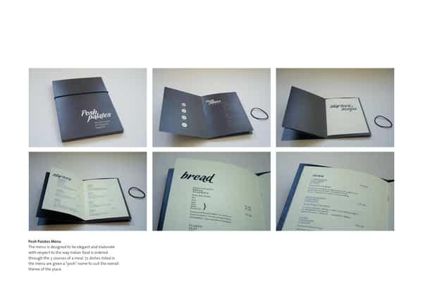 40+ Restaurant Menu Designs for Inspiration -DesignBump