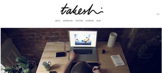 20+ Impressive Online Portfolios to Inspire You -DesignBump