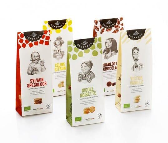25 Creative Food Packaging Designs -DesignBump