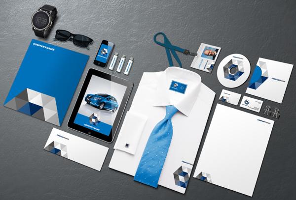 30 Branding Mockups PSD Templates -DesignBump