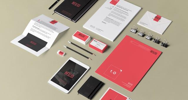30 Branding Mockups PSD Templates DesignBump – Stationery Templates for Designers