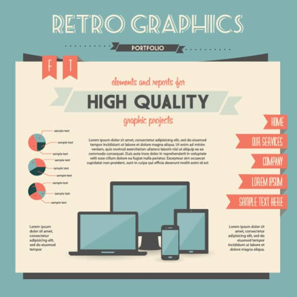 40 Infographic Vector Kits and Resources -DesignBump