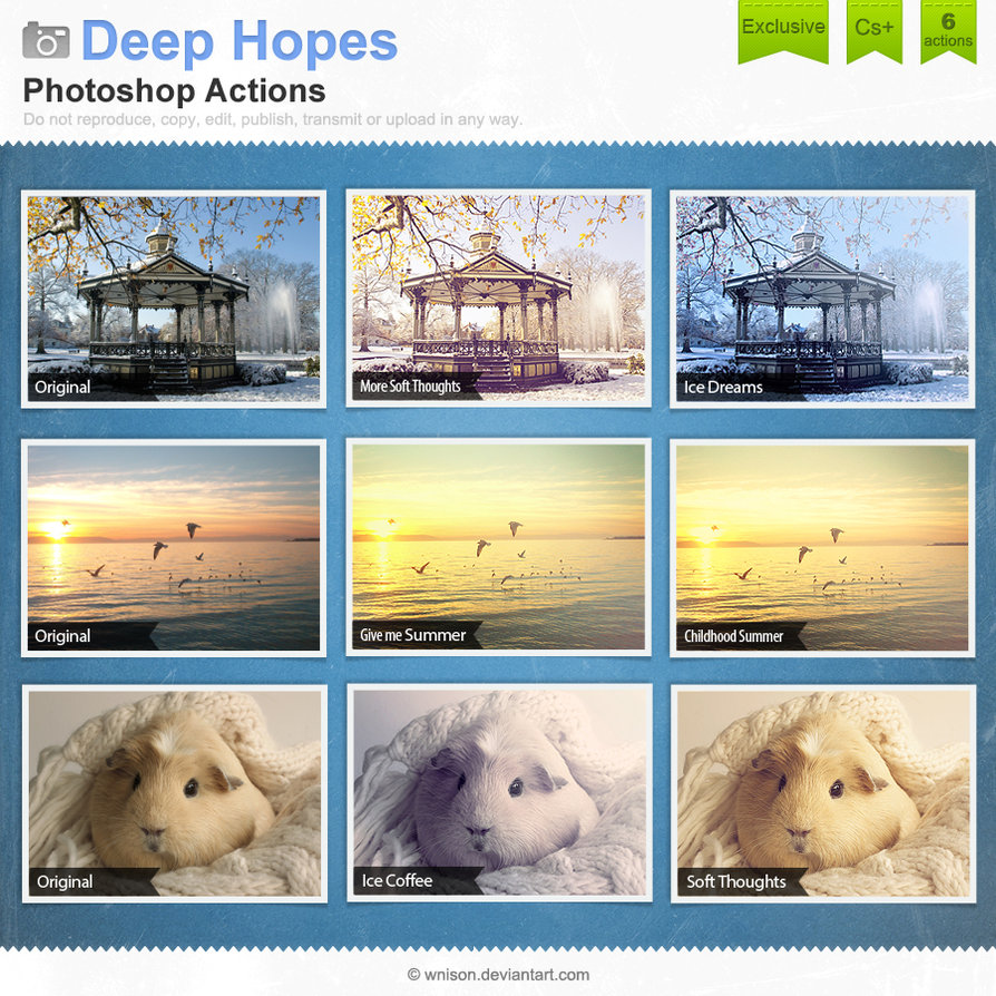 Deep Hopes Collection