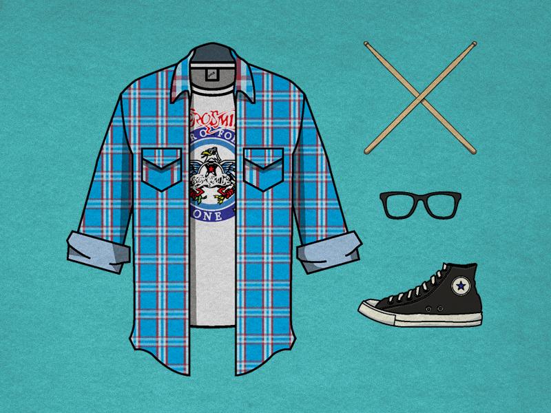 34 creative examples of hipster designs designbump