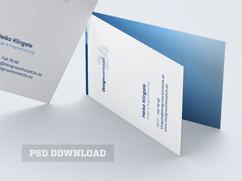 Best PSD Business Card Templates