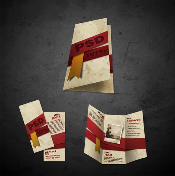 63 Inspirational Flyer Designs and Tutorials DesignBump – Psd Brochure Design Inspiration
