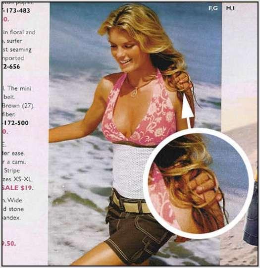The 54 Worst Photoshop Fails -DesignBump  The 54 Worst Ph...