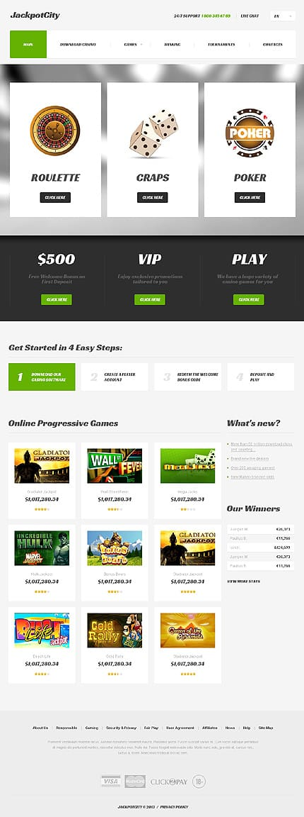 20 Flat Ready-Made Templates to Reimagine Your Website -DesignBump