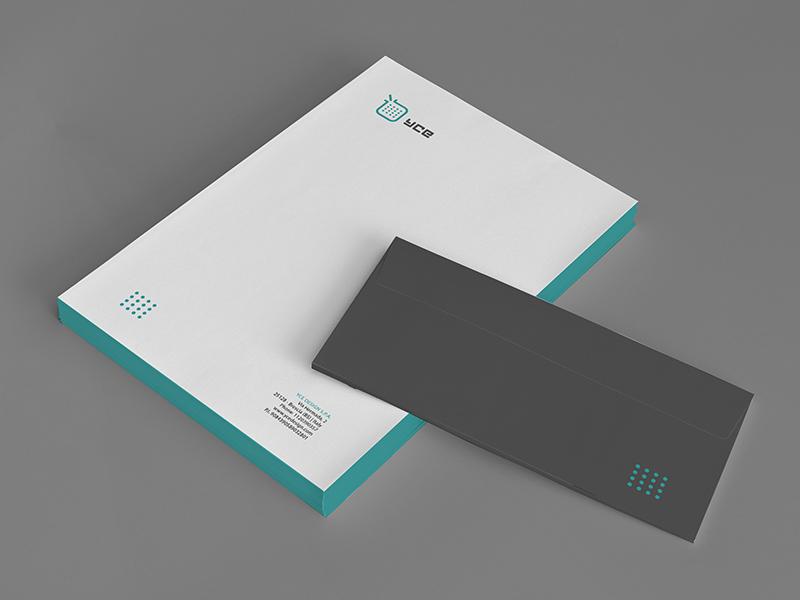 30+ Creative Examples of Stationery Designs -DesignBump