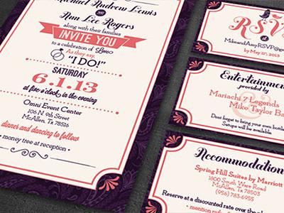 Wedding Invitations 031