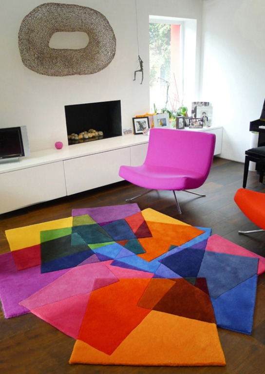 Creative Room Design Ideas: 26 Creative & Weird Rugs And Carpet Designs -DesignBump