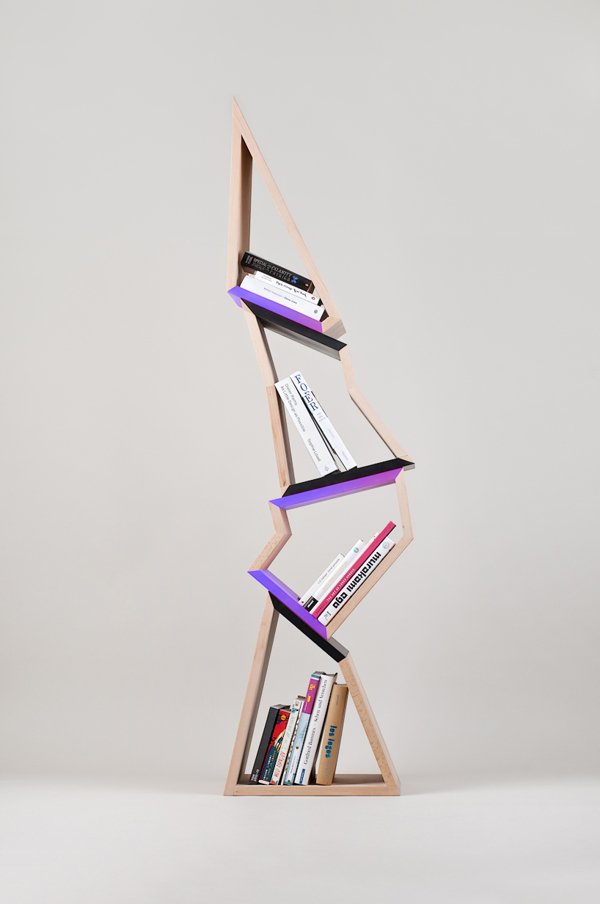 30 Awesome And Innovative Bookshelf Designs Designbump