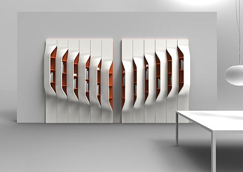 Different Bookshelves 30 awesome and innovative bookshelf designs -designbump