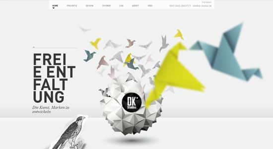 25+ Creative Examples of Parallax Scrolling Websites -DesignBump