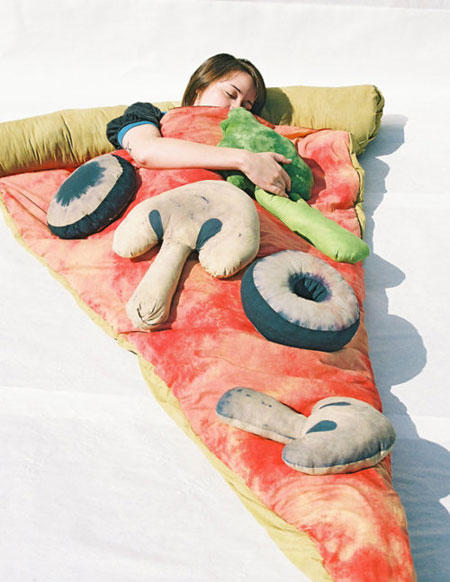 22 Weird and Creative Sleeping Bags