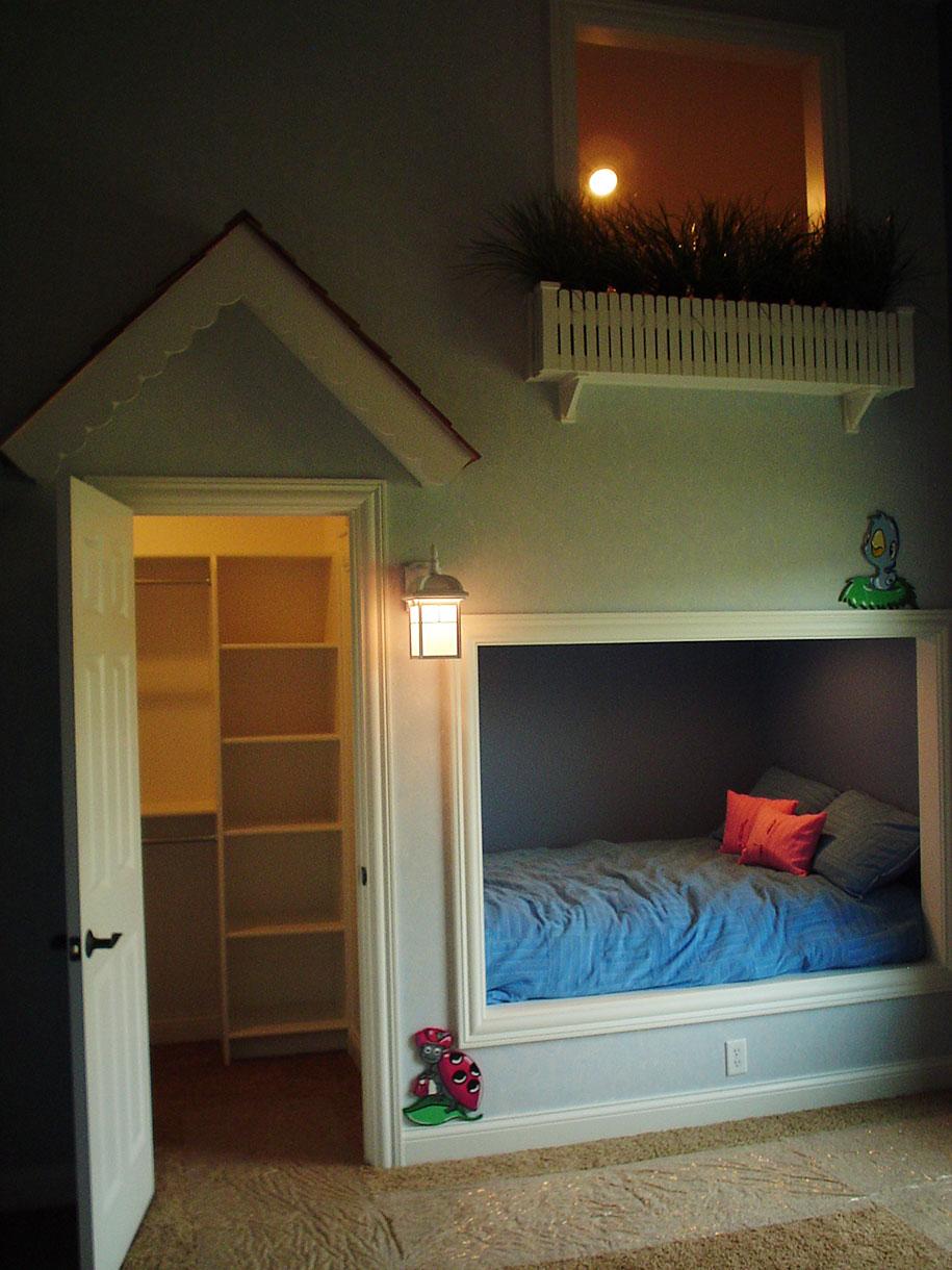 Kids Room Interior Design Ideas: 28 Cool And Fun Bedroom Interiors For Kids -DesignBump