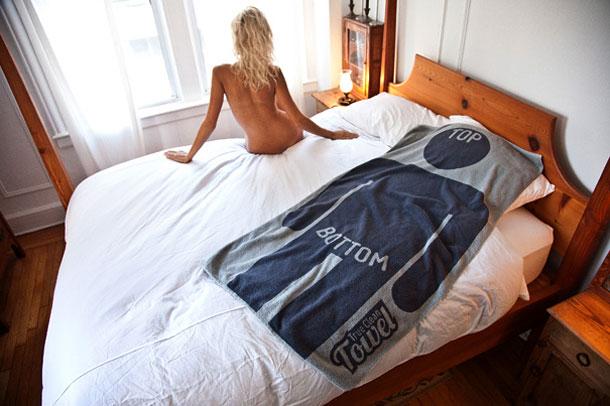 Butt And Face Towel 17 Weird And Creative Towels Designbump