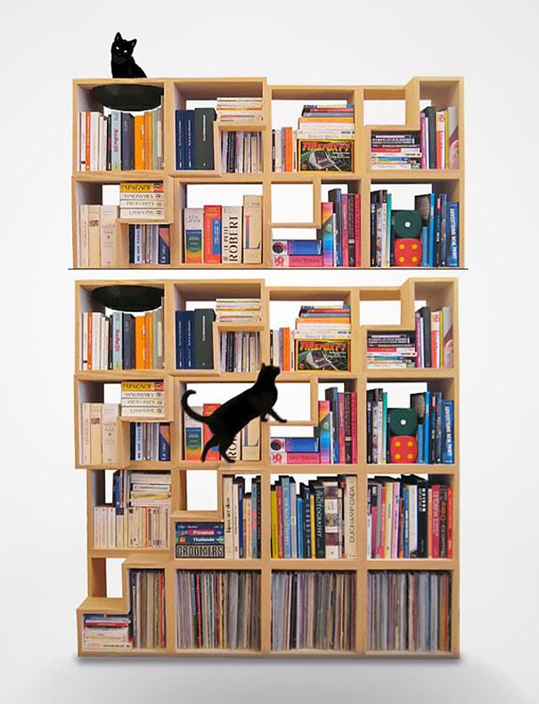 27 fresh bookshelf design ideas -designbump
