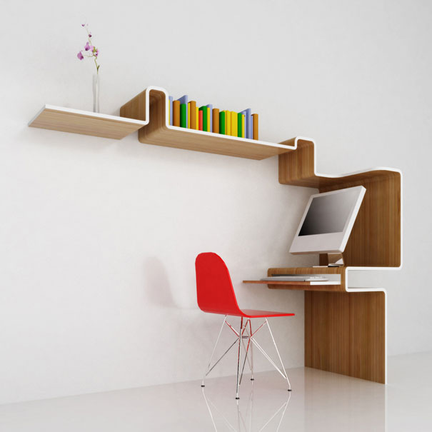 27 Fresh Bookshelf Design Ideas -DesignBump