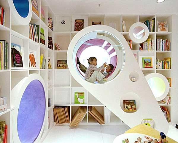 28 cool and fun bedroom interiors for kids designbump