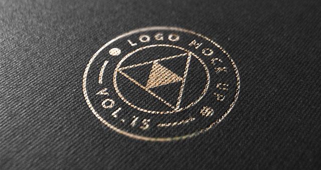 32 High Quality Logo PSD MockUps -DesignBump