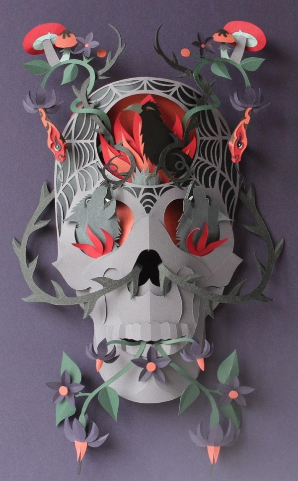 Creative Examples of Paper Art