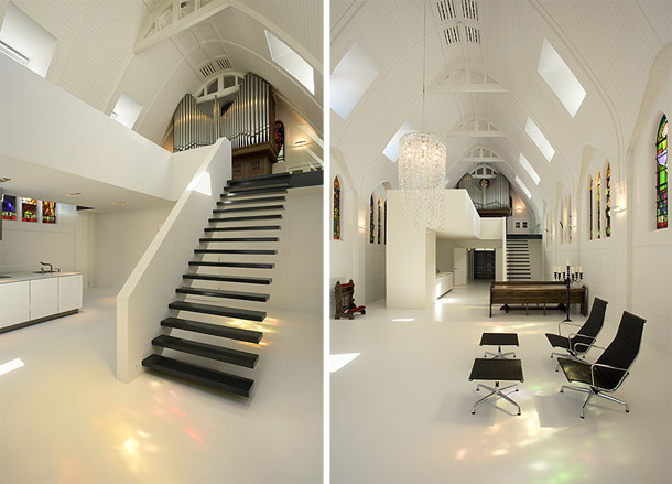 19 Churches Converted Into Modern Family Homes DesignBump