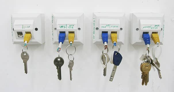 24 Cool And Creative Key Holders Designbump
