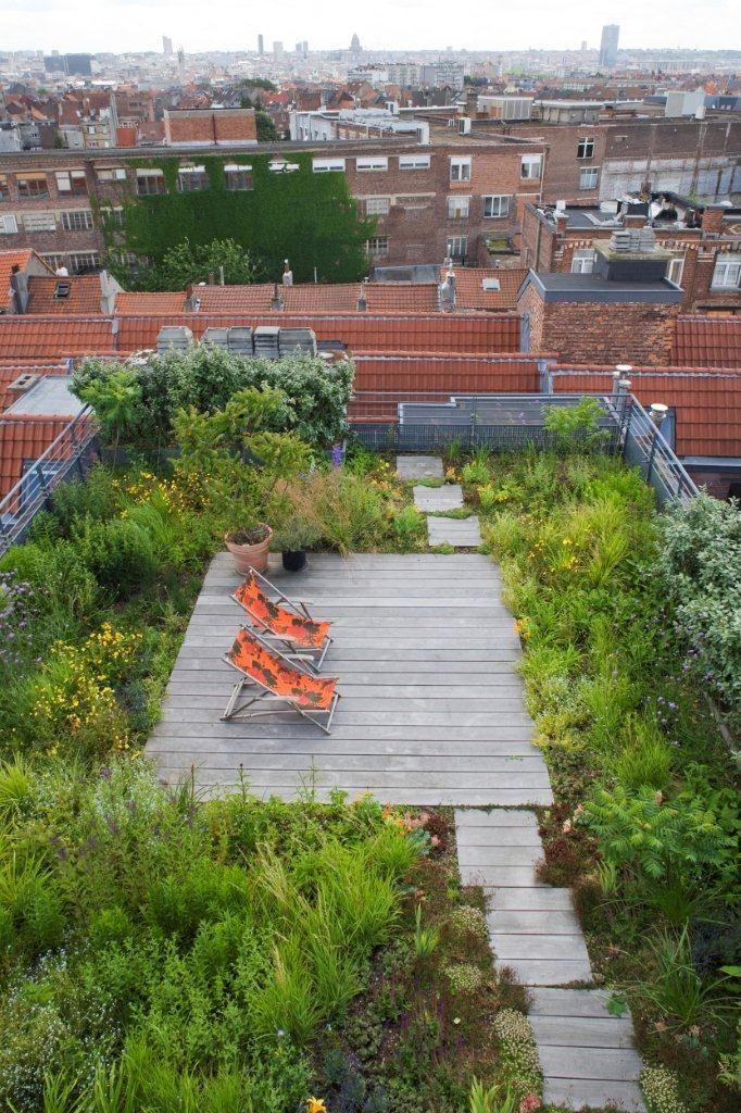 31 Roof Garden Ideas to Bring Your Home to Life -DesignBump