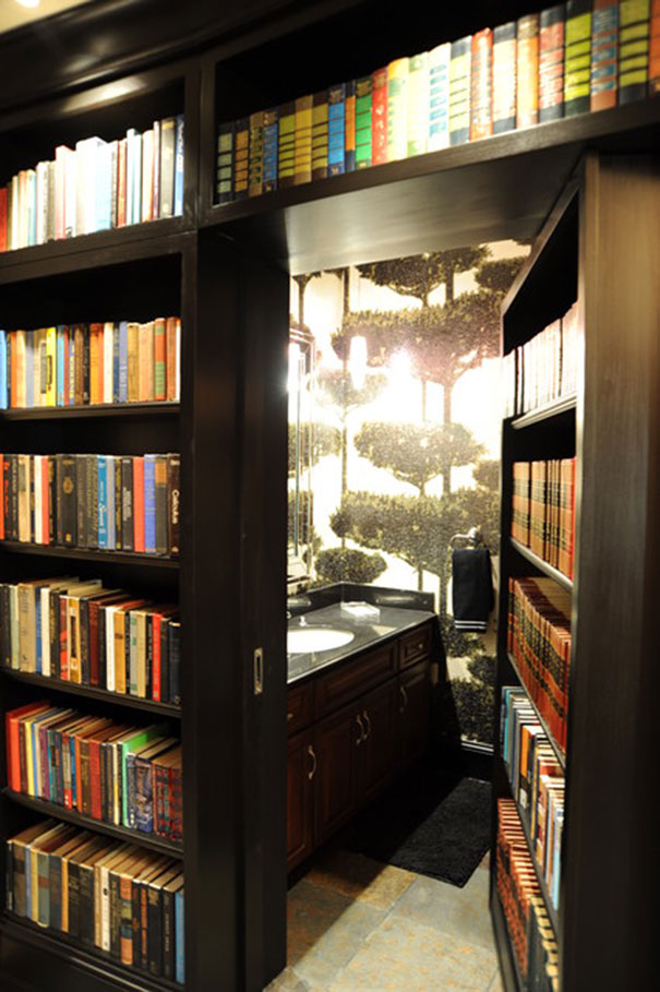30 Secret Rooms You Will Want in Your Own Home -DesignBump