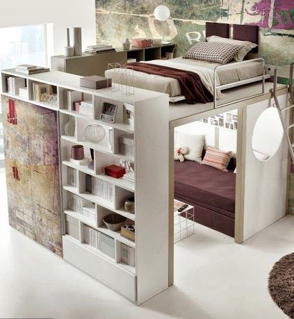 Pleasing 30 Clever Space Saving Design Ideas For Small Homes Designbump Largest Home Design Picture Inspirations Pitcheantrous