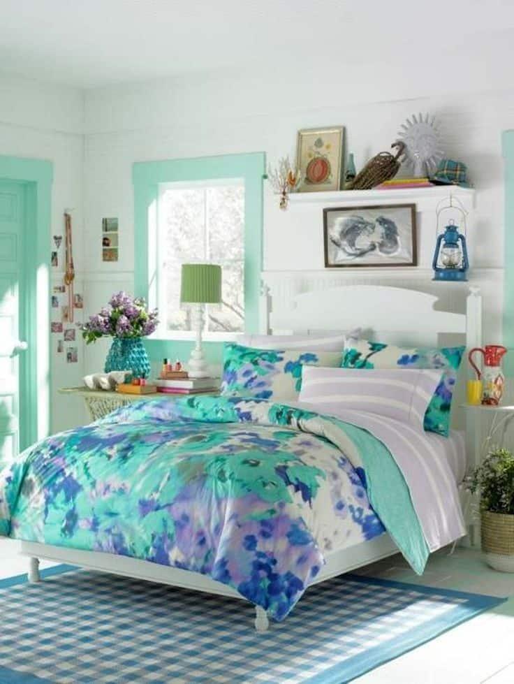 30 Smart Teenage Girls Bedroom Ideas -Design Bump on Beautiful Room For Teenage Girl  id=40229
