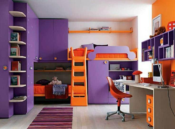 Teenage Girl Bedroom Design Ideas 30 smart teenage girls bedroom ideas -designbump